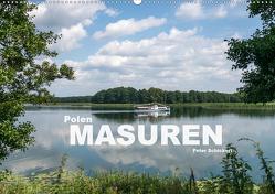 Polen – Masuren (Wandkalender 2021 DIN A2 quer) von Schickert,  Peter