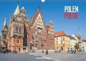 Polen Poesie (Wandkalender 2018 DIN A3 quer) von Scherf,  Dietmar