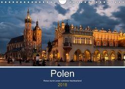 Polen – Reise durch unser schönes Nachbarland (Wandkalender 2018 DIN A4 quer) von Nowak,  Oliver