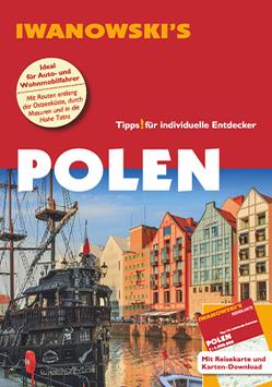Polen – Reiseführer von Iwanowski von Dr. Gach,  Gabriel