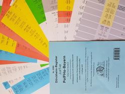 PolFHa- Polizei-Fach-Handbuch, Dürckheim-Griffregister mit Gesetzen und Paragrafen von Biller,  Christina, Dürckheim,  Constantin, Reo,  Michael, Schwarz,  Jörg