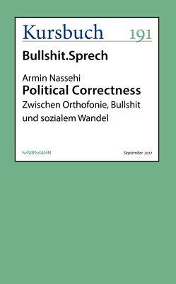 Political Correctness von Nassehi,  Armin
