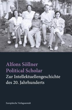 """Political Scholar"" von Söllner,  Alfons"