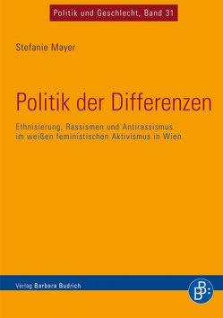 Politik der Differenzen von Mayer,  Stefanie