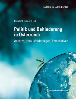 Politik und Behinderung in Österreich von Rieder,  Elisabeth