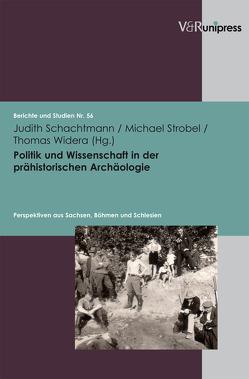 Politik und Wissenschaft in der prähistorischen Archäologie von Schachtmann,  Judith, Strobel,  Michael, Widera,  Thomas