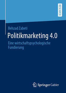 Politikmarketing 4.0 von Zabeti,  Behzad