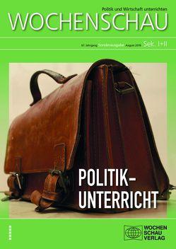 Politikunterricht von Achour,  Sabine, Massing,  Peter