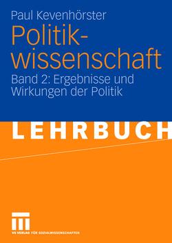 Politikwissenschaft von Kevenhörster,  Paul