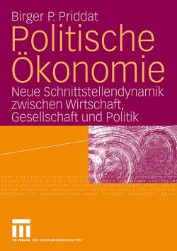 Politische Ökonomie von Priddat,  Birger P.