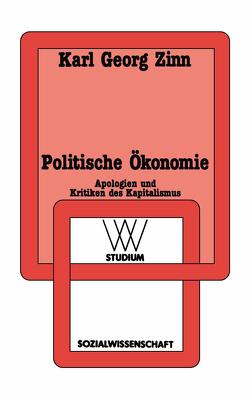 Politische Ökonomie von Zinn,  Karl Georg