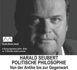 Politische Philosophie von Seubert,  Harald