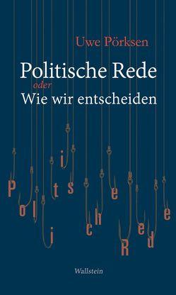 Politische Rede von Pörksen,  Uwe