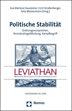 Politische Stabilität von Hausteiner,  Eva Marlene, Straßenberger,  Grit, Wassermann,  Felix