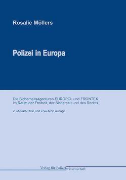Polizei in Europa von Möllers,  Rosalie