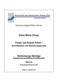 Polizei und Soziale Arbeit von Müller,  Dieter