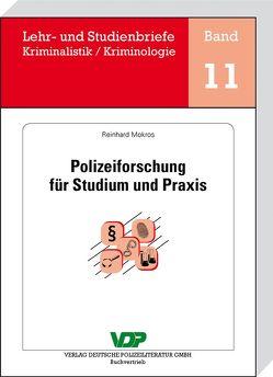 Polizeiforschung für Studium und Praxis von Clages,  Horst, Mokros,  Reinhard, Neidhardt,  Klaus