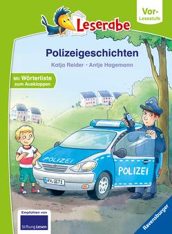 Polizeigeschichten von Hagemann,  Antje, Reider,  Katja