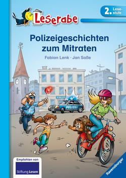 Polizeigeschichten zum Mitraten von Lenk,  Fabian, Saße,  Jan