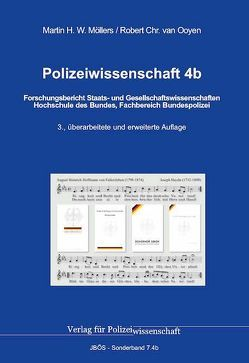 Polizeiwissenschaft von Möllers,  Martin H.W., van Ooyen,  Robert