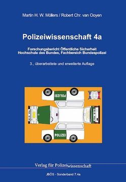 Polizeiwissenschaft von Möllers,  Martin H.W., van Ooyen,  Robert Chr.