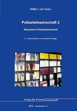 Polizeiwissenschaft 2 von Möllers,  Martin H.W., van Ooyen,  Robert Chr.