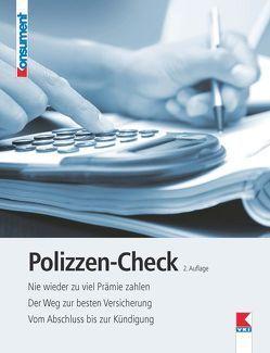 Polizzen-Check von Spreitzer,  Susanne
