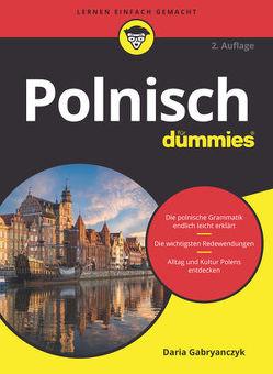 Polnisch für Dummies von Gabryanczyk,  Daria