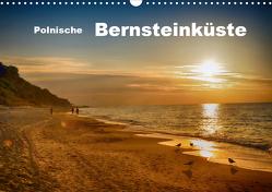 Polnische Bernsteinküste (Wandkalender 2021 DIN A3 quer) von Eckerlin,  Claus