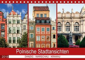 Polnische Stadtansichten (Tischkalender 2018 DIN A5 quer) von Steiner und Matthias Konrad,  Carmen
