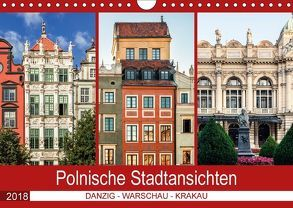 Polnische Stadtansichten (Wandkalender 2018 DIN A4 quer) von Steiner und Matthias Konrad,  Carmen