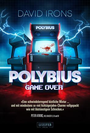 POLYBIUS – GAME OVER von Irons,  David, Pranga,  Sylvia