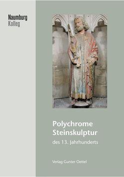 Polychrome Steinskulptur des 13. Jahrhunderts von Annemarie,  Huhn, Danzl,  Thomas, Herm,  Christoph