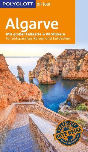 POLYGLOTT on tour Reiseführer Algarve von Lipps,  Susanne, Schümann,  Beate