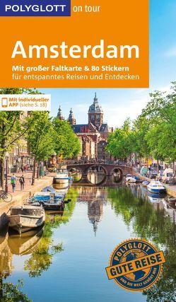 POLYGLOTT on tour Reiseführer Amsterdam von Kilimann,  Susanne, Rettenmeier,  Christine