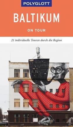 POLYGLOTT on tour Reiseführer Baltikum von Könnecke,  Jochen