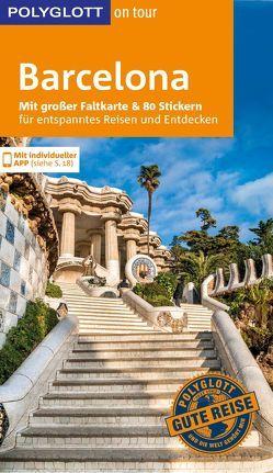 POLYGLOTT on tour Reiseführer Barcelona von Möginger,  Robert
