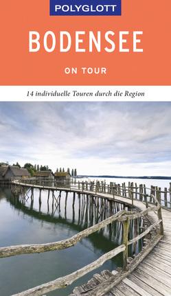 POLYGLOTT on tour Reiseführer Bodensee von Weber,  Heide-Ilka