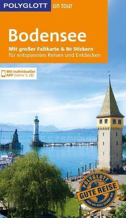 POLYGLOTT on tour Reiseführer Bodensee von Habitz,  Gunnar