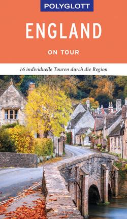 POLYGLOTT on tour Reiseführer England von Raab,  Karsten-Thilo