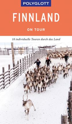POLYGLOTT on tour Reiseführer Finnland von Krenn,  Riikka, Rode,  Reinhard, Rössig,  Wolfgang