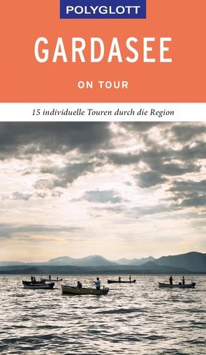 POLYGLOTT on tour Reiseführer Gardasee von Weber,  Heide-Ilka