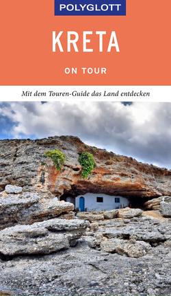 POLYGLOTT on tour Reiseführer Kreta von Christoffel-Crispin,  Claudia