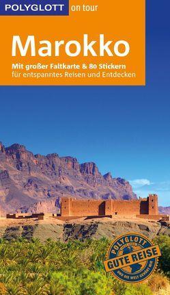 POLYGLOTT on tour Reiseführer Marokko von Därr,  Astrid, Jacobs,  Nora