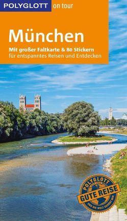 POLYGLOTT on tour Reiseführer München von Baedeker,  Karin