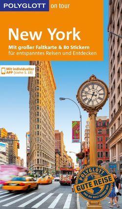 POLYGLOTT on tour Reiseführer New York von Chowanetz,  Ken, Metzger,  Christine