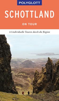 POLYGLOTT on tour Reiseführer Schottland von Ringelmann,  Brigitte, Rudolf,  Thomas