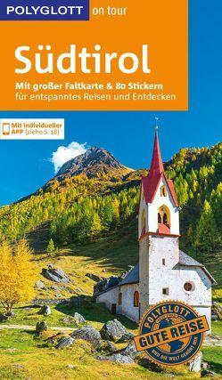 POLYGLOTT on tour Reiseführer Südtirol von Blisse,  Manuela, Lehmann,  Uwe