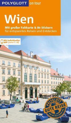 POLYGLOTT on tour Reiseführer Wien von Weiss,  Walter M.
