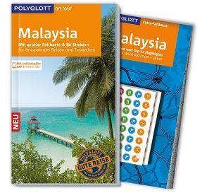 POLYGLOTT on tour Reiseführer Malaysia von Jacobi,  Moritz, Loose,  Renate